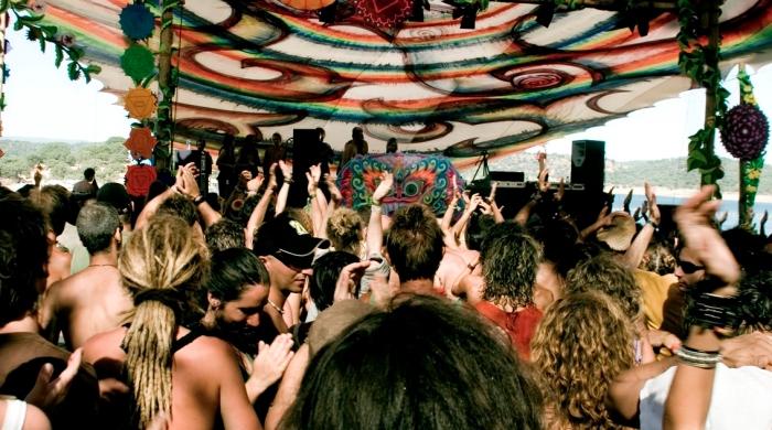 Goa party by harrygatty