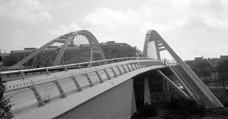 Pont de Calatrava - Carrer Espronceda